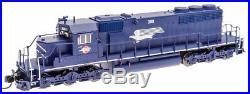 InterMountain N Scale SD40-2 Locomotive MP #3161 DCC Sound 69353S-04