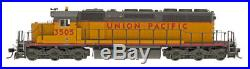 InterMountain N Scale SD40-2 Locomotive UP #3527 DCC Sound 69364S-02