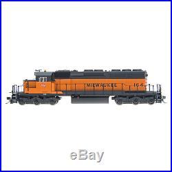 Intermountain 69338S-03 SD40-2 with DCC & ESU Sound Milwaukee Road #149 N-Scal