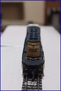Intermountain HO GUAGE EMD SD40-2 CSX Road Number 8849 WithDCC/ no sound