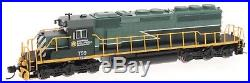 Intermountain N SD40-2 with DCC and sound BC Rail your choice of #