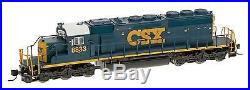 Intermountain N SD40-2 with DCC and sound CSX your choice of #