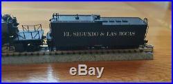 Intermountain N gauge AC-12 Cab forward. DCC SOUND RE EL SEGUNDO & LAS ROCAS