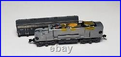 Intermountain N scale Southern Pacific Bloody Nose F7 A / B ESU DCC / Sound