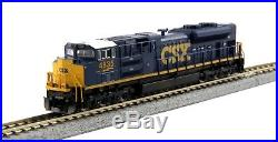 KATO N SCALE 176-8436-LS CSX SD70ACe KOBO FACTORY LOK SOUND & DCC RD # 4895