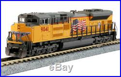 KATO N Scale 176-8520-LS union Pacific SD70ACe With Factory LOK Sound & DCC New
