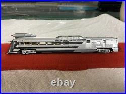 KATO N Scale Jet Powered RDC NYC M-497 Kobo Custom DCC and Sound