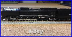 KATO Union Pacific FEF-3 Steam Locomotive Factory Equipped DCC/Sound #844