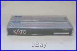 KATO with DCC & Sound N Scale EMD F7 A/B Locomotive set Great Northern #106-0420