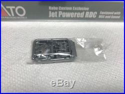 Kato JET POWERED RDC Kobo Custom Exclusive NYC DCC with SOUND VIDEO