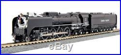 Kato N Scale FEF-3 4-8-4 Steam Locomotive Union Pacific #844 DCC Sound 1260401LS