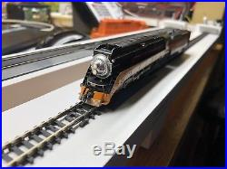 Kato N Scale GS4 Tsunami DCC sound decoder installed Southern Pacific line #4449
