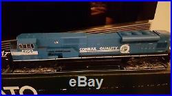 Kato SD80MAC Conrail with Digitrax DCC no sound HO scale