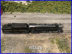 Key Norfolk & Western N&W K2a 4-8-2 C/P DCC/Sound HO scale Brass