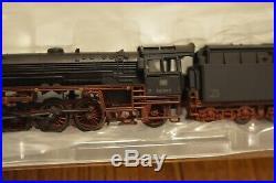 MINITRIX 16412 Dampflokomotive 042 der DB in Ep. IV MHI DCC-Sound