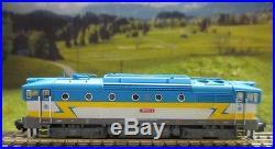 MINITRIX 16733 Diesellok Reihe 750 der ZSSK Spur N DCC Sound NEU