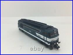 MINITRIX N locomotive diesel SNCF BB 67422 réf. 16705 dcc sound