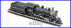 MODEL POWER 876231 N 4-4-0 American Baltimore & Ohio 4-4-0 American w DCC/Sound