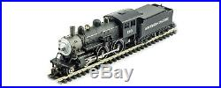 MODEL POWER 876321 N Scale 4-4-0 American SP 220 with DCC and Sound