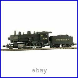 MODEL POWER 876331 N SCALE Southern 4-4-0 American Steam w DCC & Sound