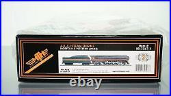MTH 4-8-4 Class J Norfolk & Western N&W 603 DCC withSound/Smoke HO scale