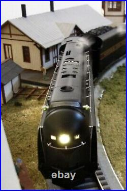 MTH 4-8-4 Class J Norfolk & Western N&W #612 DCC/DC withSound/Smoke PS3.0 HO scale