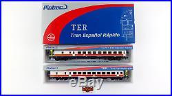 Mabar N 89712 Tren Español Rápido Renfe Versión Regionales DCC Sound New