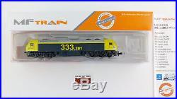 Mftrain N13331 Diesel-lok 333-301-0 Mercancías Renfe DCC Sound Esu Nuevo