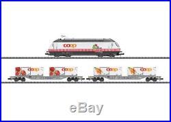 Minitrix 11638 Zugpackung SBB COOP (DCC/SX/Sound)