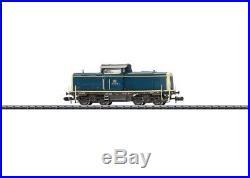 Minitrix 16123 Diesellok BR 211 DB (DCC/SX+Sound)