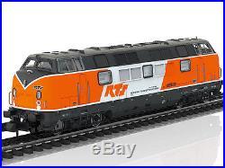 Minitrix 16202 DCC+SX Sound Diesellok BR 221 134 RTS Spur N NEU