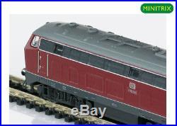 Minitrix 16274 Diesellok V162 001 (DCC/SX/Sound)