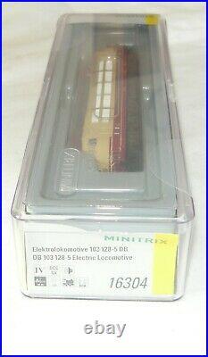Minitrix 16304, Ellok BR 103.1 der DB, DCC-SX, Sound, Ep. IV, N, NEU&OVP