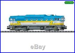 Minitrix 16733 Diesellok Serie 750 (DCC/SX/Sound) ++ NEU in OVP