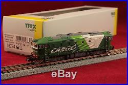 Minitrix 16734 FS Diesellok DE 520-12 LED/Sound/Digital/DCC/Neu/OVP