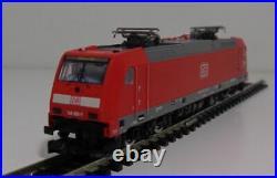 Minitrix N 11140 E-Lok BR 146 DB Ep. VI DCC Sound aus Start-Set neuwertig & OVP