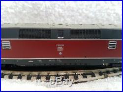 Minitrix N Gauge 12455 DCC & Sound Diesel DB Loco V300 001 Track Tested