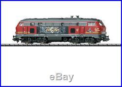 Minitrix / Trix N 16289 Diesellok BR 218 Nose Art der RP DCC + Sound NEU + OVP