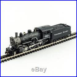 Model Power 876061, N Scale, Northern Pacific NP 2-6-0 Mogul with Sound & DCC