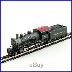 Model Power 876081 N Pennsylvania 2-6-0 Mogul with Sound & DCC