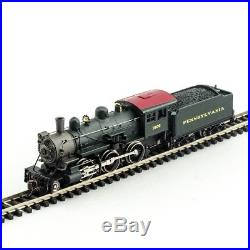 Model Power 876081, N Scale, Pennsylvania PRR 2-6-0 Mogul with Sound & DCC