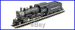 Model Power 876161, N Scale, 2-6-0 Mogul with Sound & DCC Union Pacific UP