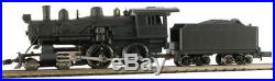 Model Power 876201 N Undecorated 4-4-0 American with Sound & DCC