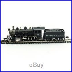 Model Power 876281, N Scale 4-4-0 American withSound & DCC, M&StL