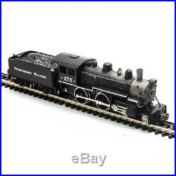 Model Power 876291, N Scale, Northern Pacific 4-4-0 American with Sound & DCC