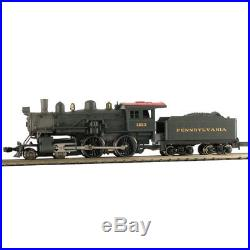 Model Power 876311, N Scale, Pennsylvania PRR 4-4-0 American with Sound & DCC