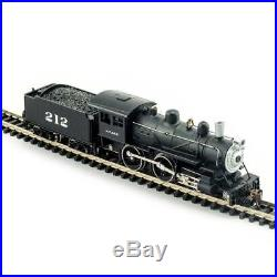 Model Power 876341, N Scale 4-4-0 American with Sound & DCC, ATSF Santa Fe