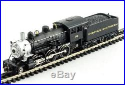 Model Power 876501, N Scale, 2-6-0 Mogul with Sound & DCC Norfolk Southern
