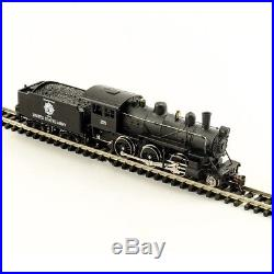 Model Power N 2-6-0 MOGUL US ARMY DCC & Sound