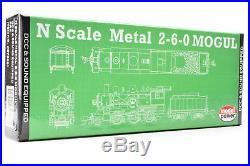 Model Power New York Central Mogul DCC & Sound #1916 N Scale Locomotive 876071